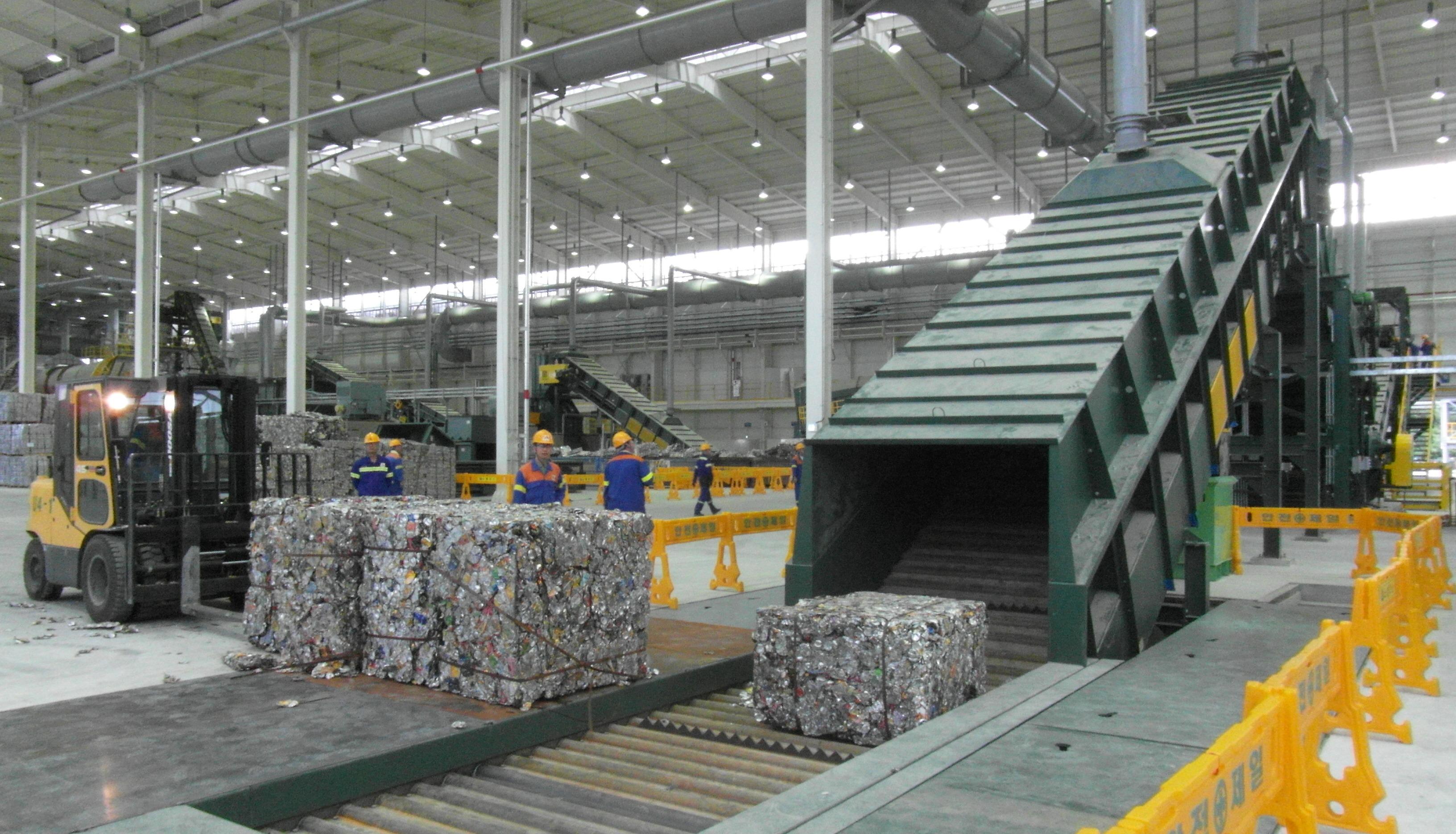 Преимущества переработки алюминия
