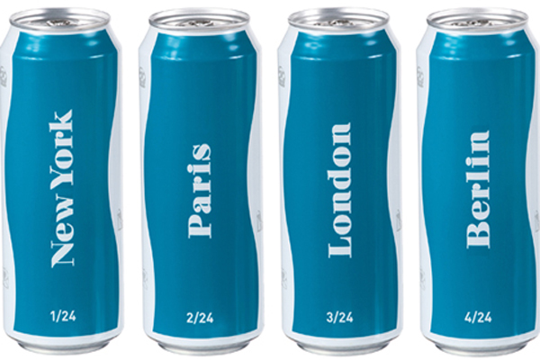Customised cans made easy