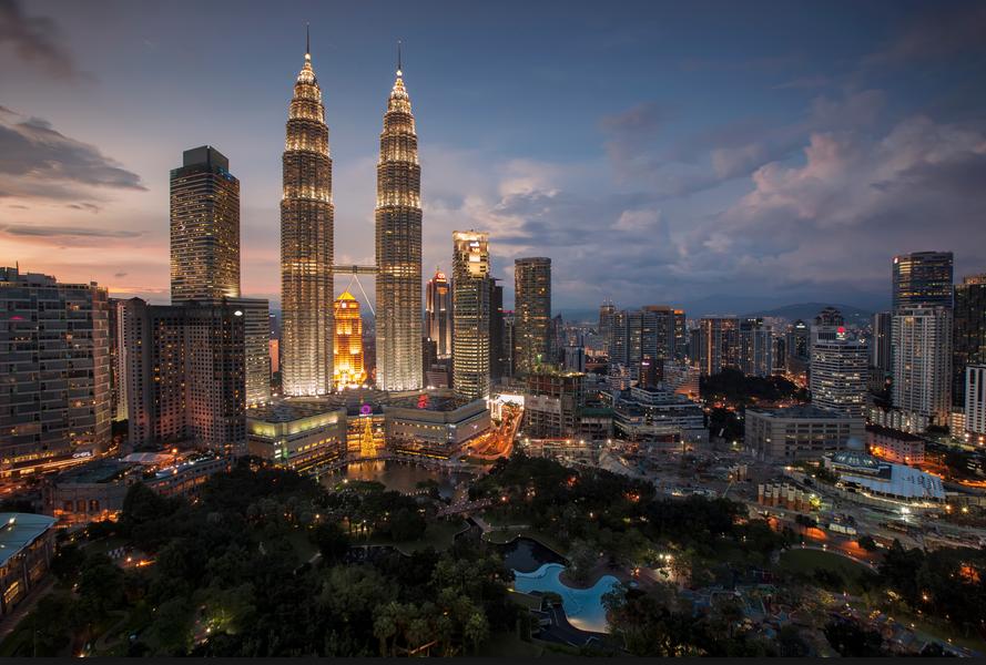 Next stop Kuala Lumpur