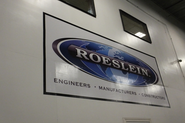 Roeslein introduces 3D laser scanning