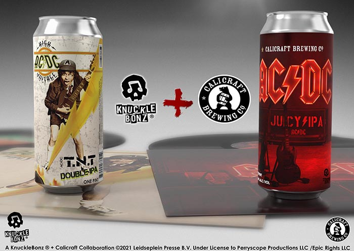 Beer cans for superfans