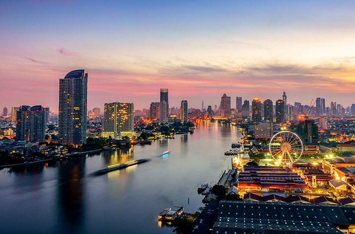Back to Bangkok for Asia CanTech 2021