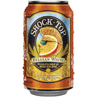 Shock Top ale can